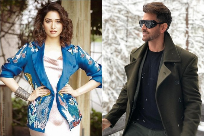 Tamannaah Bhatia Ready To Crucify Her No Kissing Clause For Hrithik Roshan