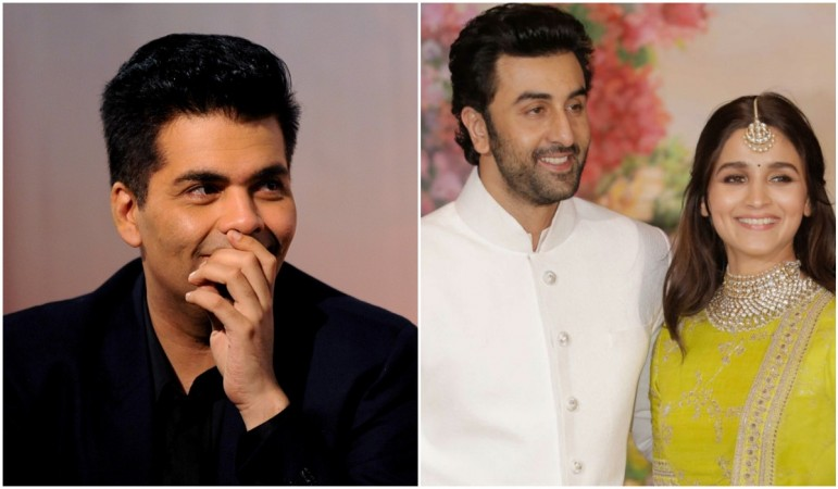 Karan Johar warns Alia Bhatt about Ranbir Kapoor's commitment phobia