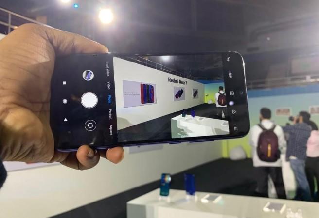 Xiaomi, Redmi Note 7, image, camera