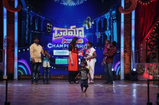 Teja reunite with his parents on Zee Telugu's Drama Juniors Championship