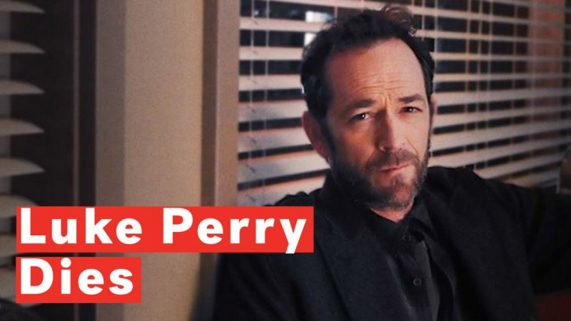 'Beverly Hills, 90210' And 'Riverdale' Actor Luke Perry Dies Aged 52