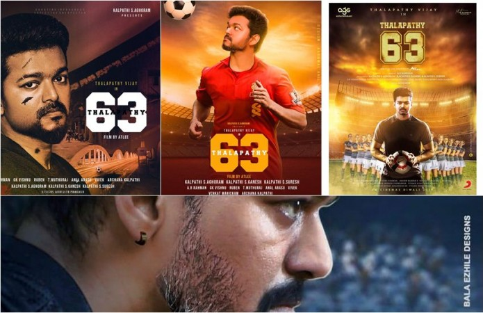 Thalapathy 63 1st Look Release