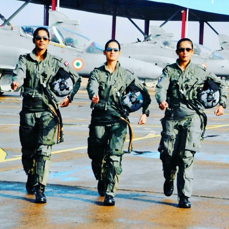 Women in Indian Airforce