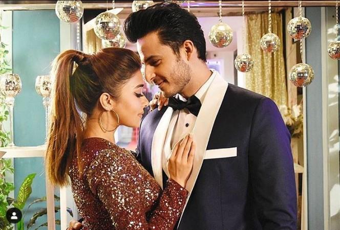 Daayan co-stars Tinaa Dattaa and Mohit Malhotra