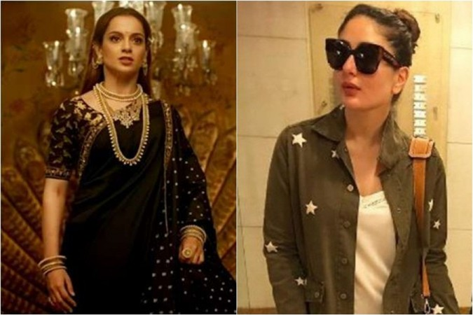After slamming Ranbir Kapoor, Kangana Ranaut heaps praise on Kareena