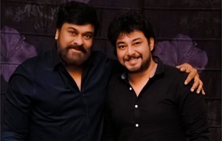 Bigg Boss Telugu contestant Tanish meets Chiranjeevi days after