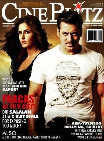 Salman Khan, Katrina Kaif,