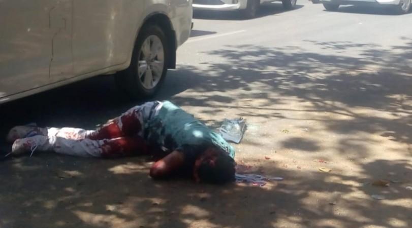 Gangster Lakshmana murdered by rivalry gang near ISKCON temple