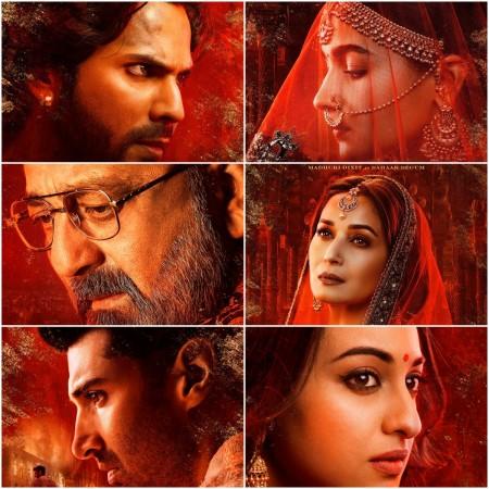 Kalank movie cast