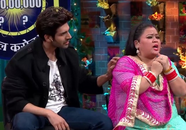 Bharti Singh, The Kapil Sharma Show