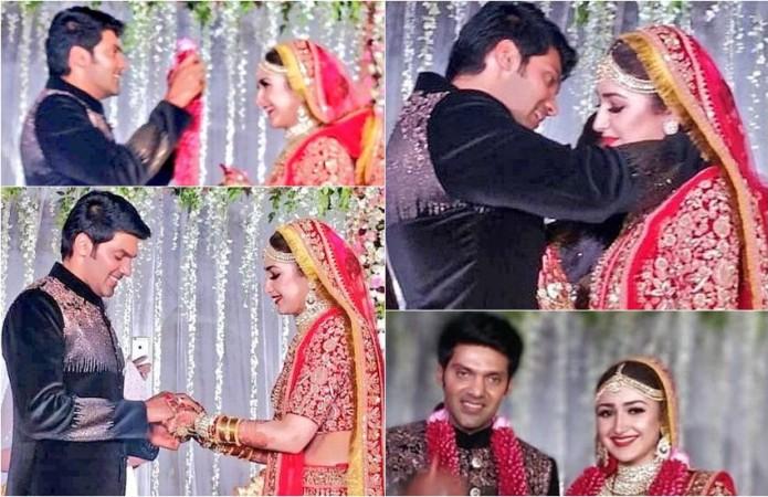 Arya-Sayyeshaa Wedding