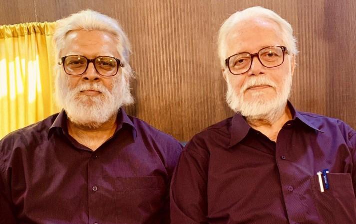 Madhavan with Nambi Narayanan