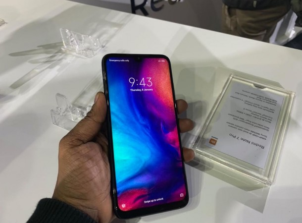 Xiaomi Redmi Note 7 7 Pro Up For Sale In India Top Facts Ibtimes