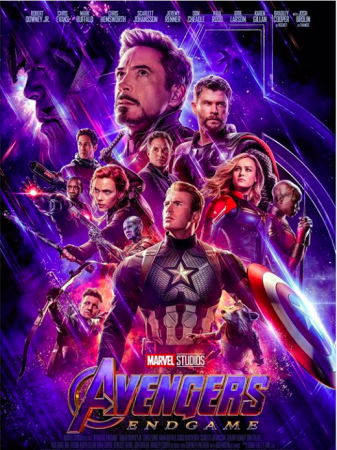 Avengers Endgame movie trailer
