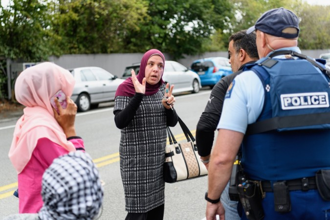 New Zealand Shootings Picture: New Zealand Mosque Shootings: 49 Killed After Gunmen Open