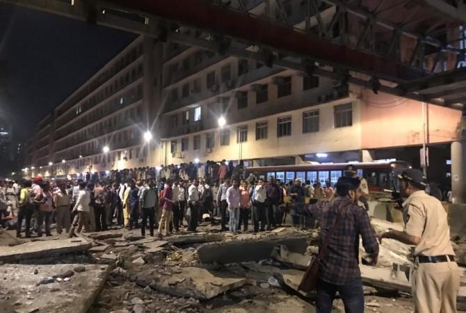 Mumbai foot-over bridge collapse