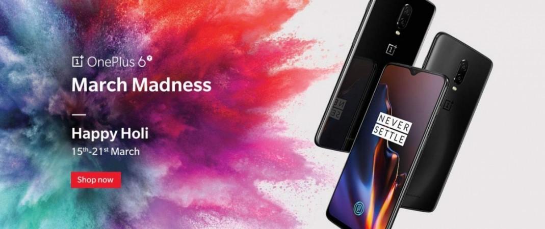 OnePlus, Monday Madness, OnePlus 6T