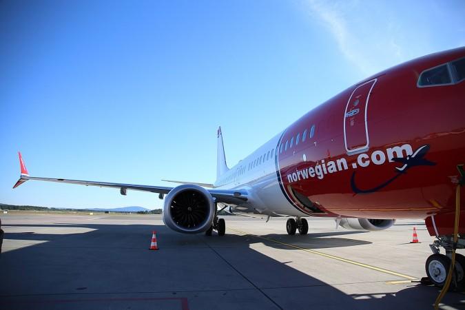 Norwegian Air Boeing 737 MAX 8