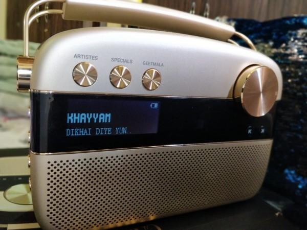 Saregama Caravan Gold review