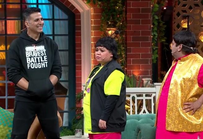 The Kapil Sharma Show: Bharti Singh mocks Archana Puran