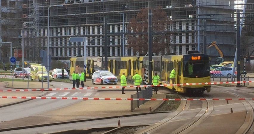 Netherlands Tram shooting