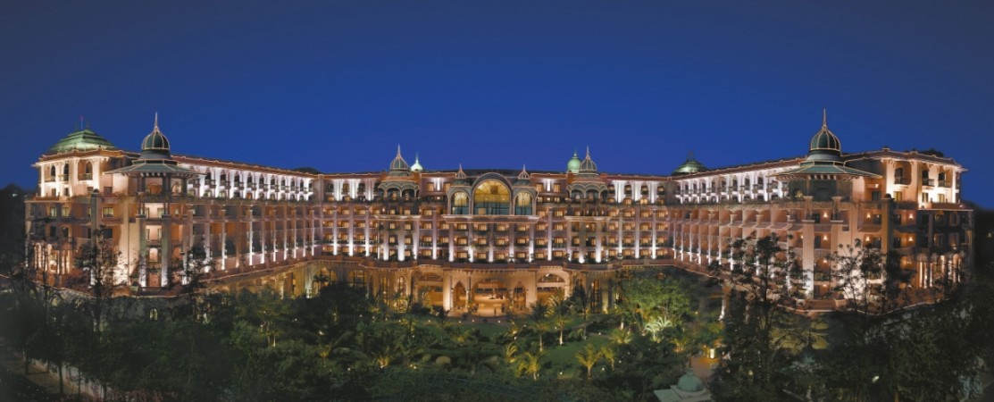 Hotel Leela Palace Bengaluru of the Leela Group