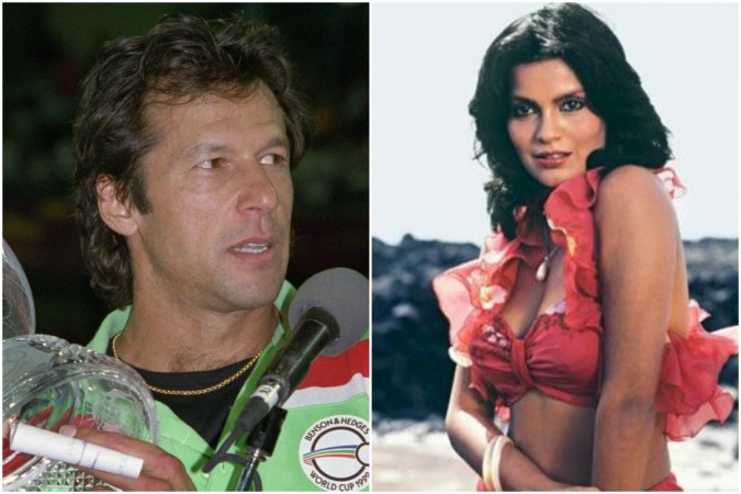 When Imran Khan and Zeenat Aman made headlines with cross-border romance
