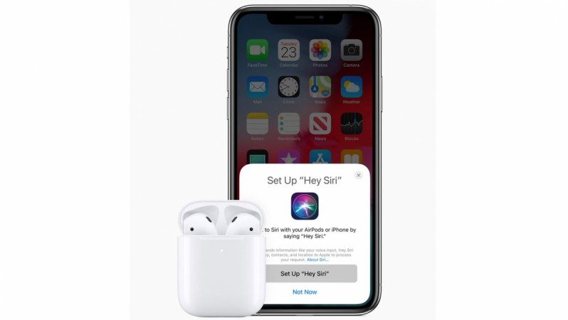Apple, AirPods 2, India, launch, price, features