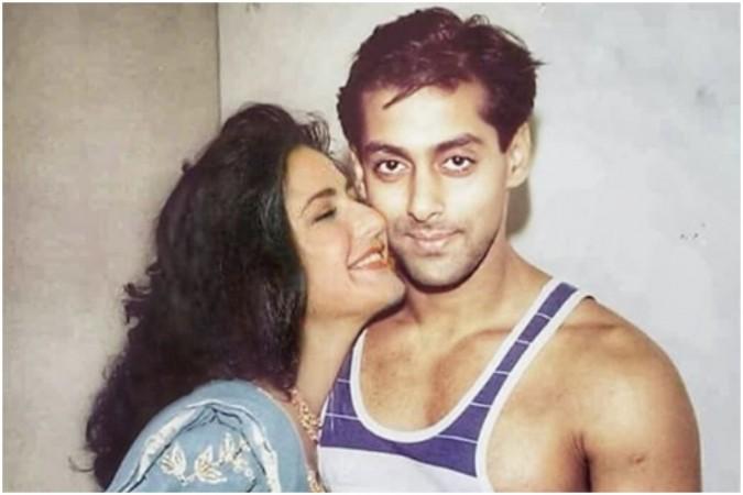 Salman Khan and Katrina Kaif's fake photo on internet
