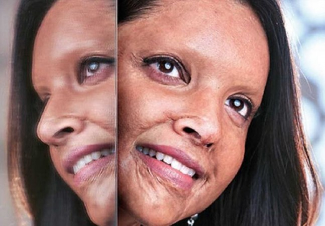 Deepika Padukone as Malti in Chhapaak