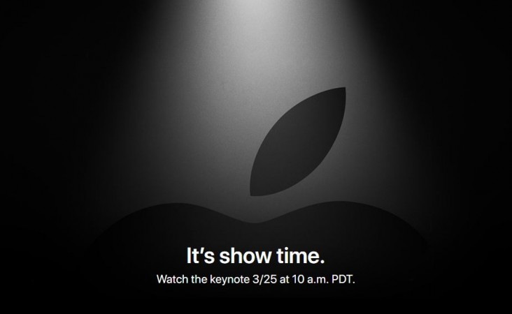 Apple, Special Event, March, Spring 2019