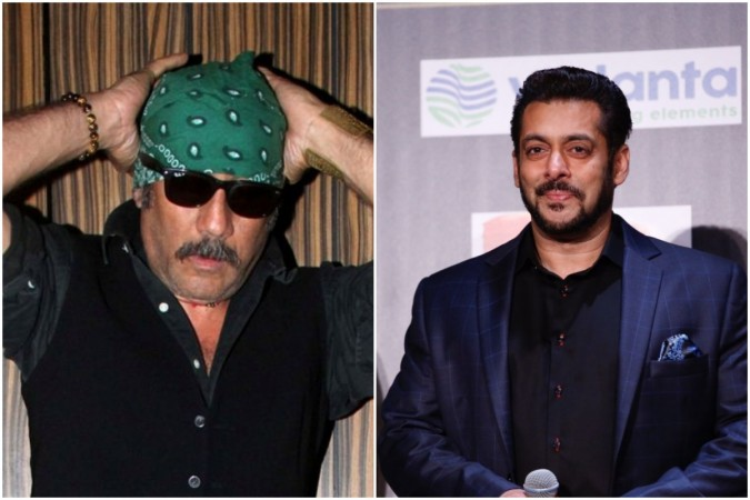 Jackie Shroff on playing Salman Khan's father in Bharat