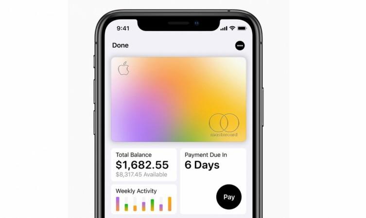 Apple Card, Goldman Sachs, Mastercard