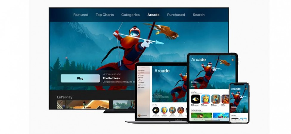 Apple Arcade, gaming service