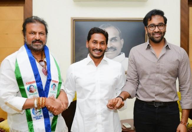 Mohan Babu joins Jagan's YSR Congress Party: Neitizens say