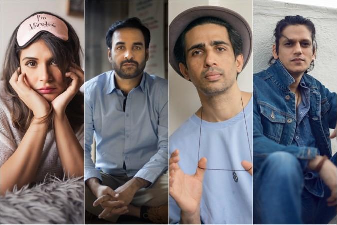 Richa Chadha, Pankaj Tripathi, Gulshan Devaiah, Vijay Verma,