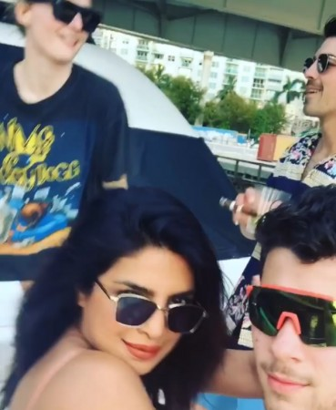 Priyanka Chopra, Nick Jonas dance to Tareefan and fan-made Bollywood parody videos