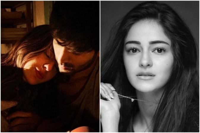 Ananya Panday is reportedly upset about Sara Ali Khan-Kartik Aaryan's closeness