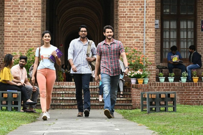 maharshi theatrical trailer download