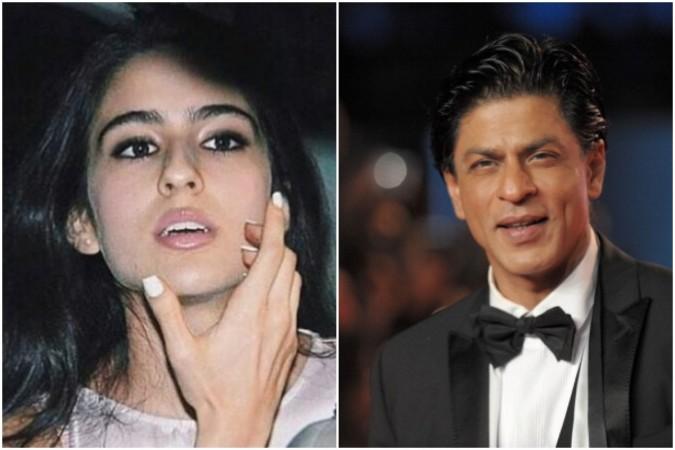 Sara Ali Khan calls Shah Rukh Khan