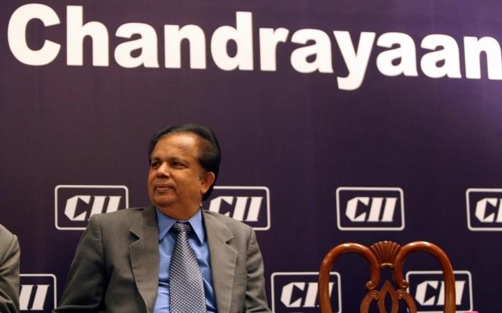 Indian Space Research Organisation (ISRO) Chairman G Madhavan Nair