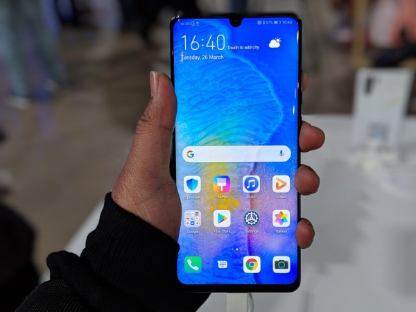 Huawei P30 Hands-on: What it takes to drop 'Pro' moniker