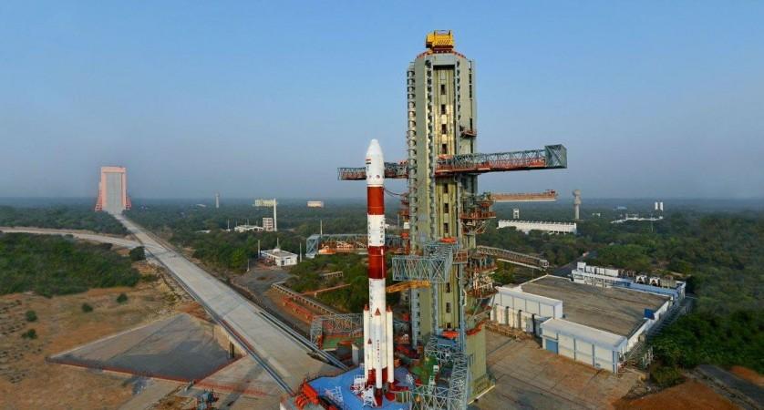 ISRO launches EMISAT