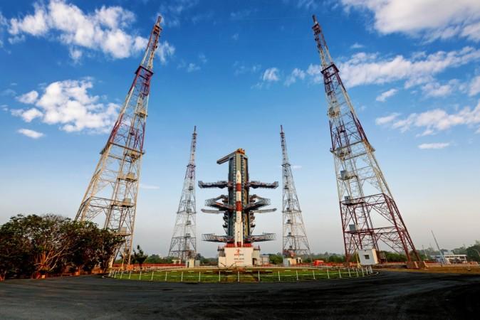 Emisat PSLV-C45 launch