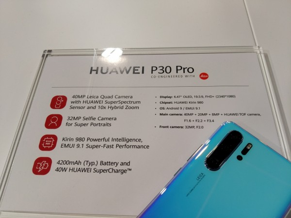 Huawei P30 Pro camera review