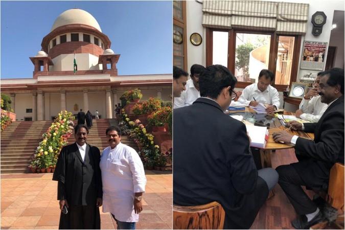 Lakshmi's NTR legal team