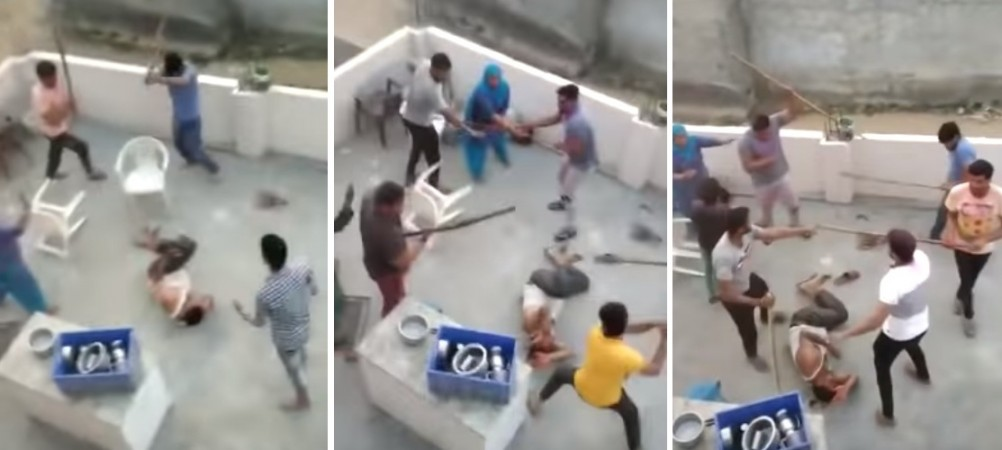 Muslim family attacked in Gurugram during 2019 Holi on March 21