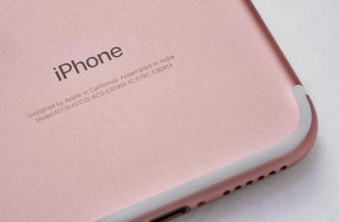 Apple, iPhone 7, Made in India, Bengaluru, Wistron