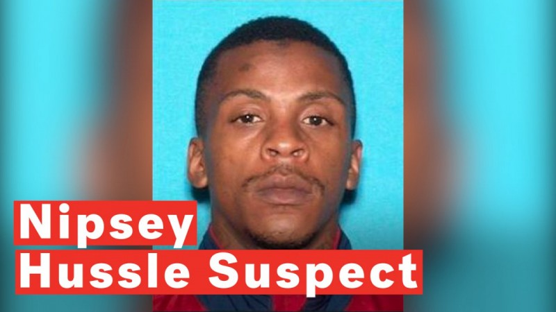 Nipsey Hussles Suspected Killer, Eric Holder Wanted By LAPD