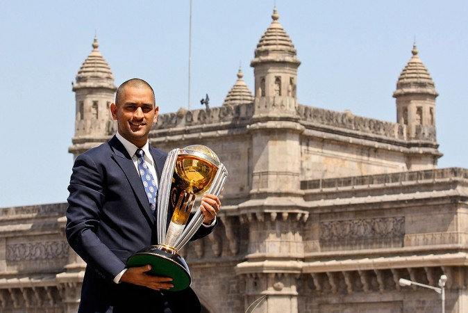 MS Dhoni 2011 World Cup